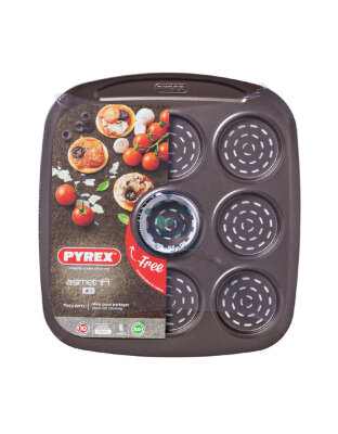 Форма для пиццы 26 см Pyrex AS09BZ0